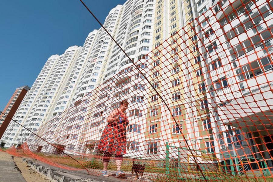 Жилые кварталы«Некрасовка-Парк»