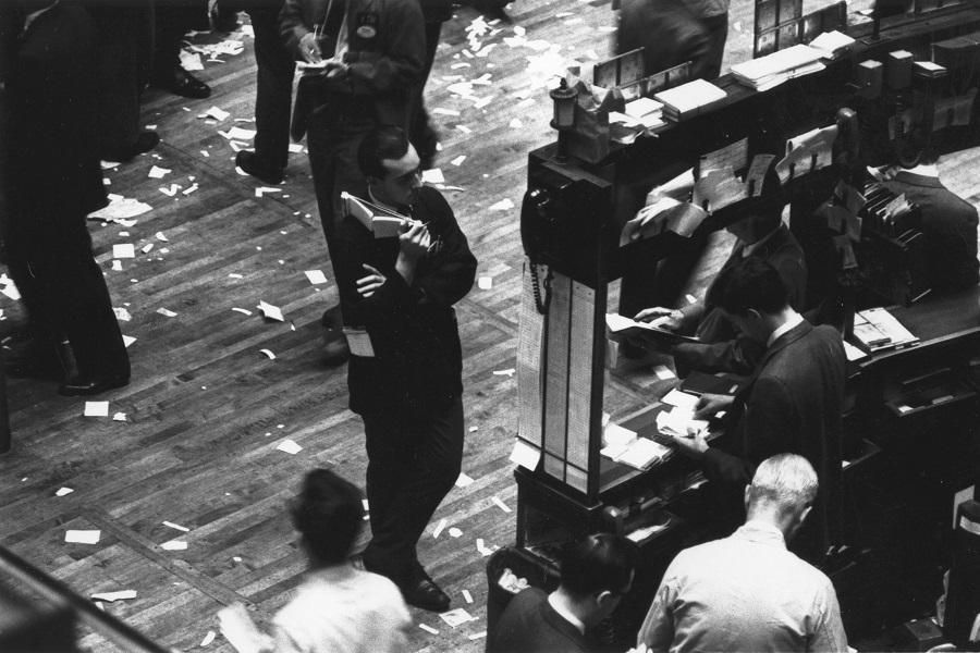 Нью-Йоркская фондовая биржа, 1 января 1966 года