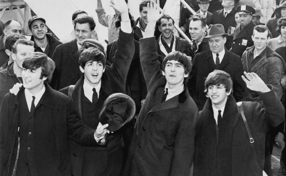 Визит группы «Битлз» в США в середине шестидесятых