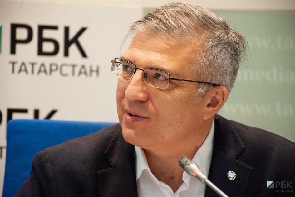зампредправления Торгово-промышленной палаты РТ Артур Николаев