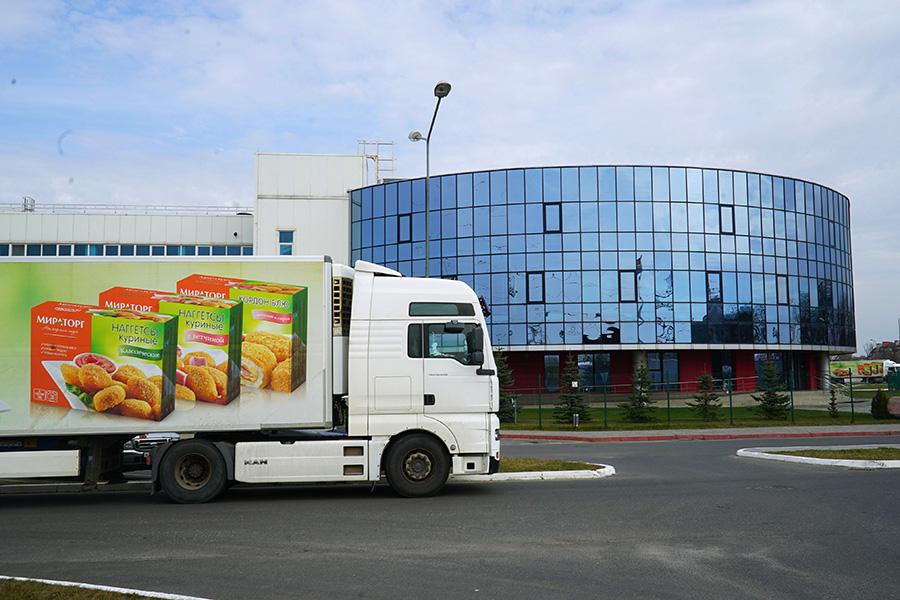 Здание компании«Мираторг» в Калининградской области