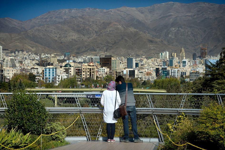 Виды Тегерана