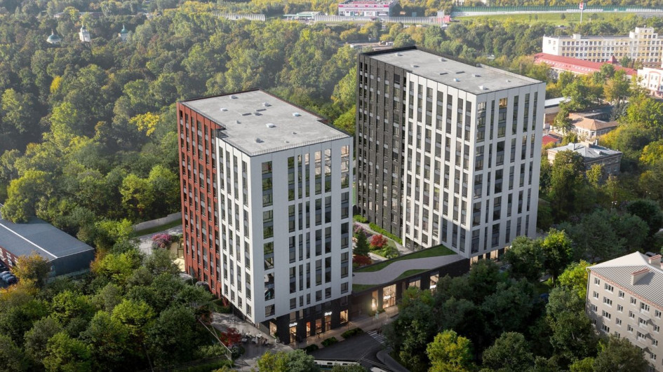 Апартаментный комплекс «Level Донской»