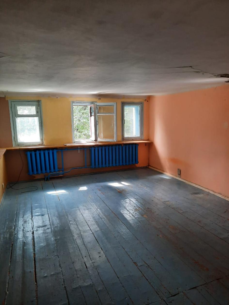 Квартира в доме рядом с Чистыми прудами. Ее площадь— 28,3 квадрата. Начальная цена— 7,6 млн руб.