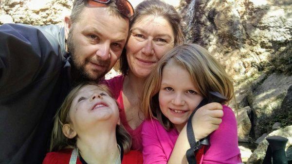 Карл Дженсен и его семья