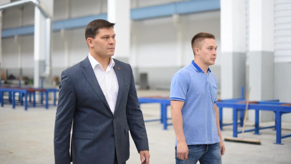 Фото: Пресс-служба Администрации города Вологда