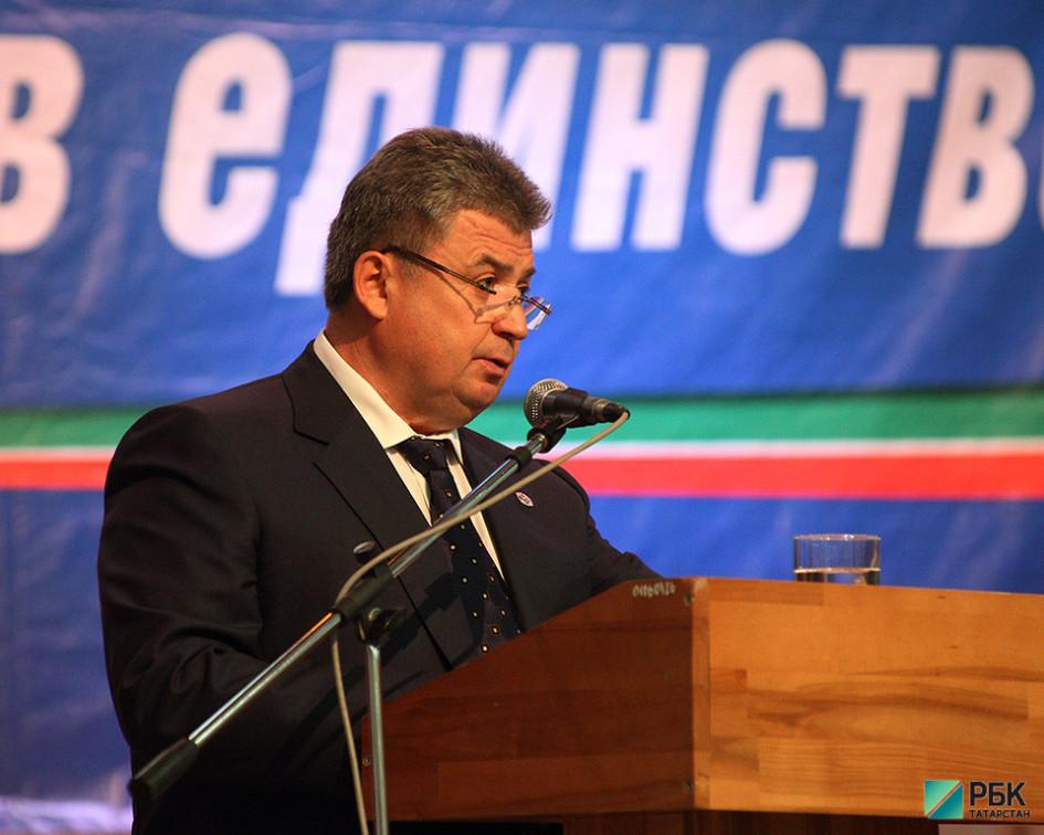 глава Елабужского муниципального района Геннадий Емельянов