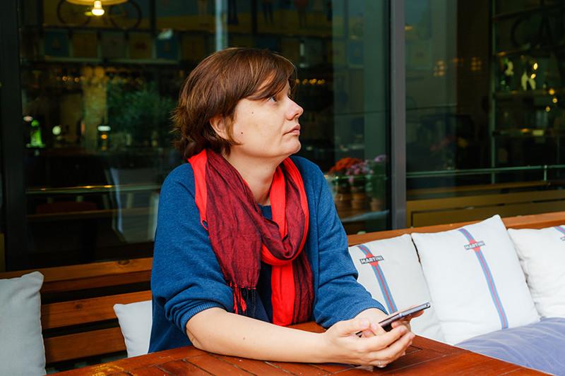 Основательница HR-агентства Pruffi Алена Владимирская