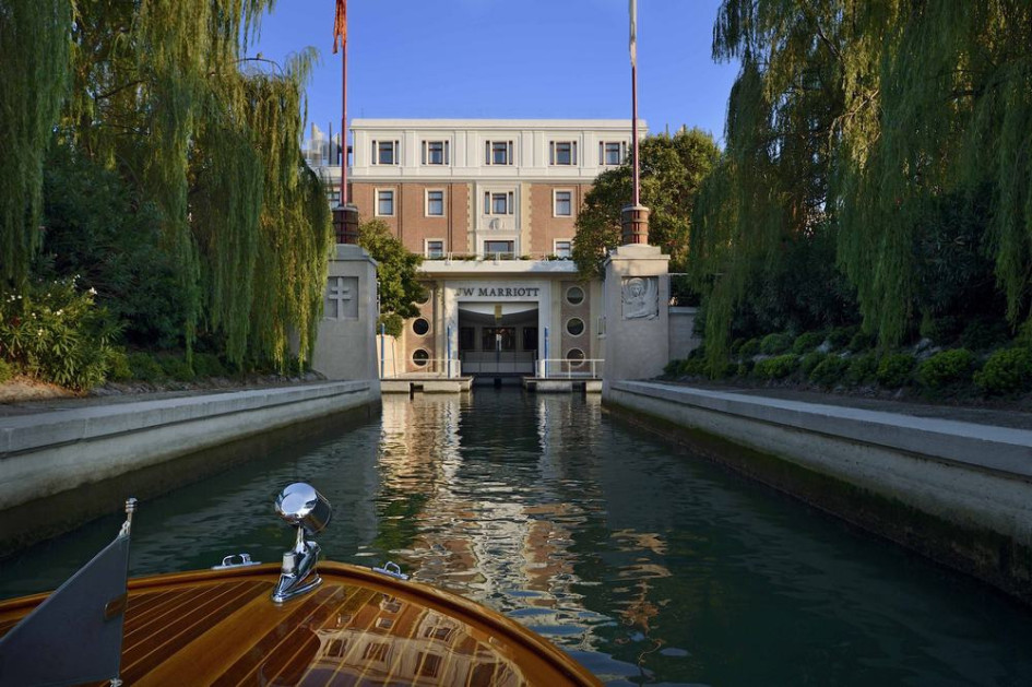 Фото: JW Marriott Venice