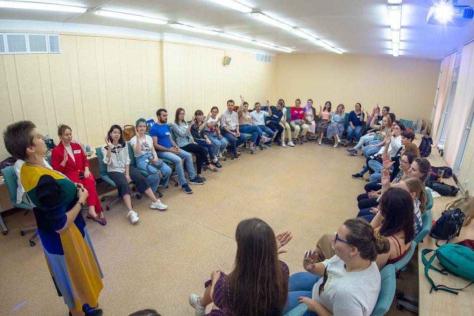 Всего в Новосибирскую область по программе «Учитель для России» за пять лет действия программыпривлекут 130 новых педагогов