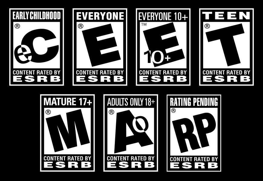 Рейтинговая система ESRB