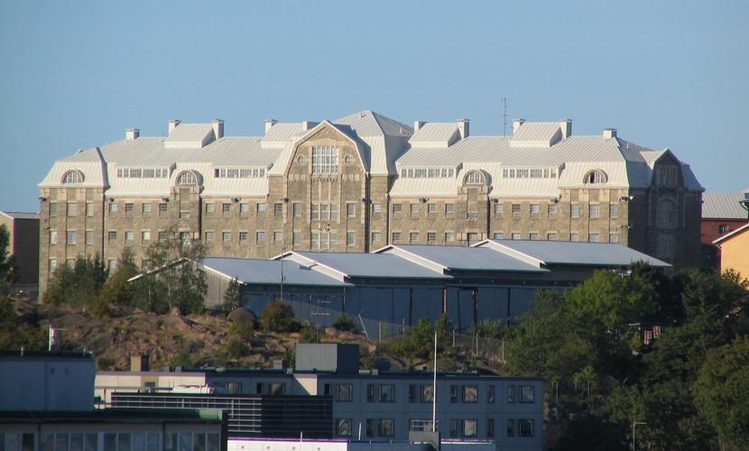 Так выглядела тюрьма наКаколанмяки доначала реконструкции. Снимок сделан в2006 году