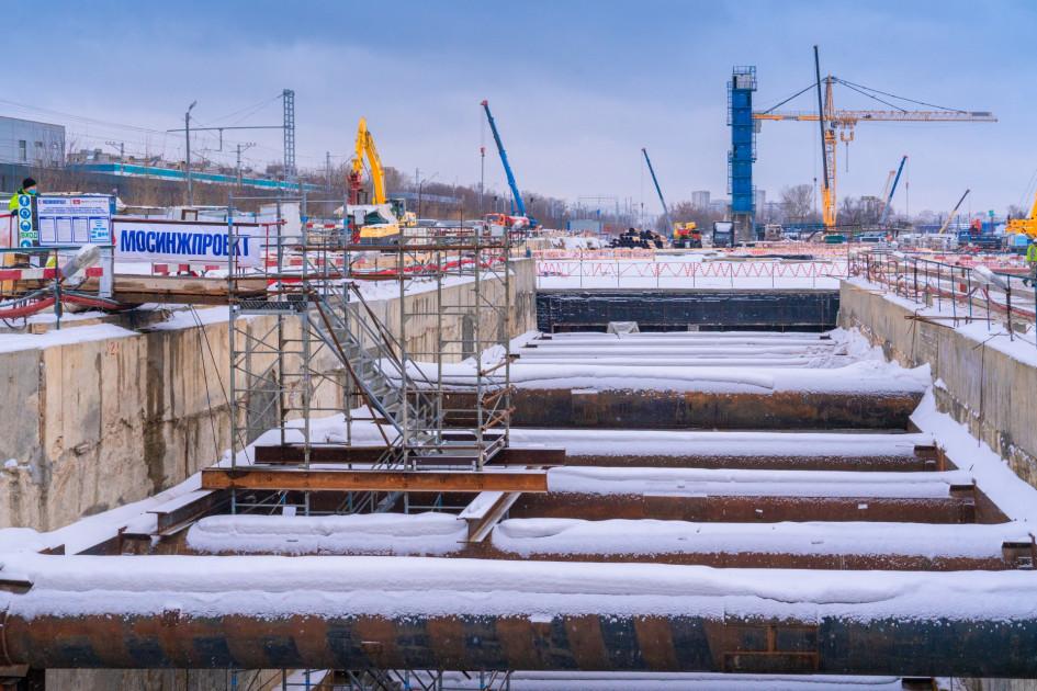Фото: Стройкомплекс Москвы, АО «Мосинжпроект»