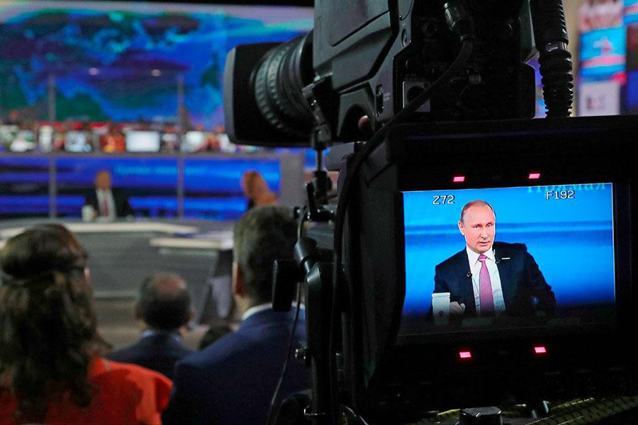 Фото: Михаил Климентьев / пресс-служба президента РФ / AP