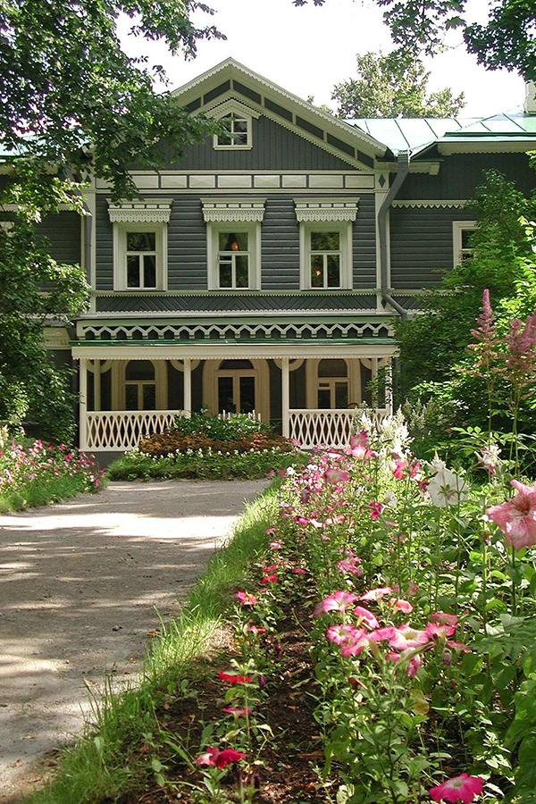 Музей-усадьба П.И. Чайковского в Клину