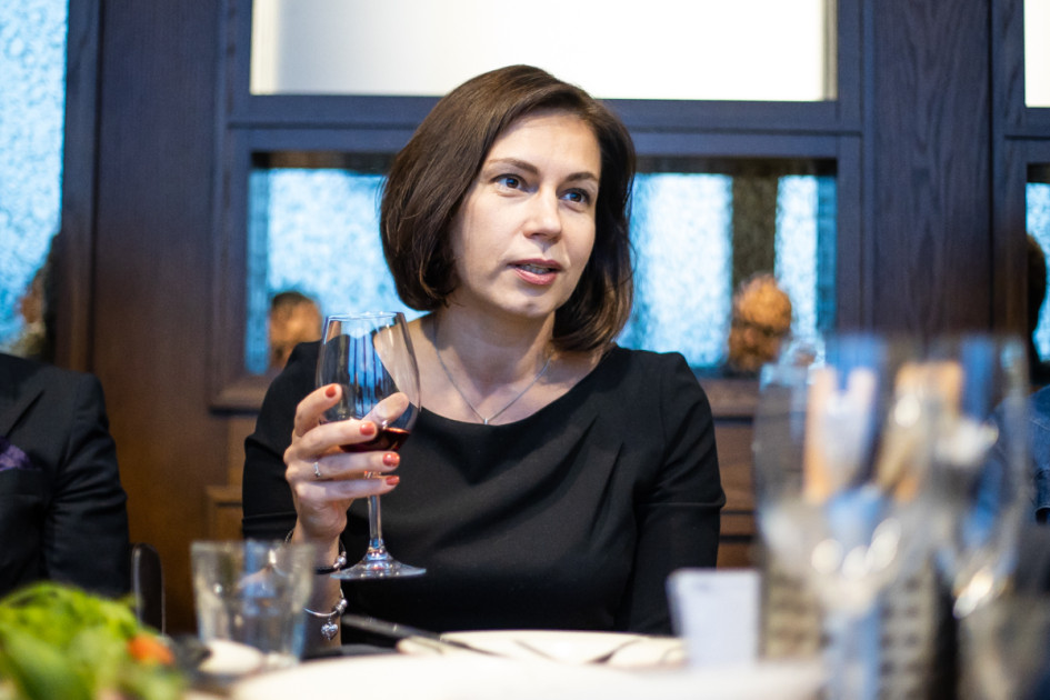 Фото: Директор филиала ПАО «МТС» в Калининградской области Анна Хлевтова