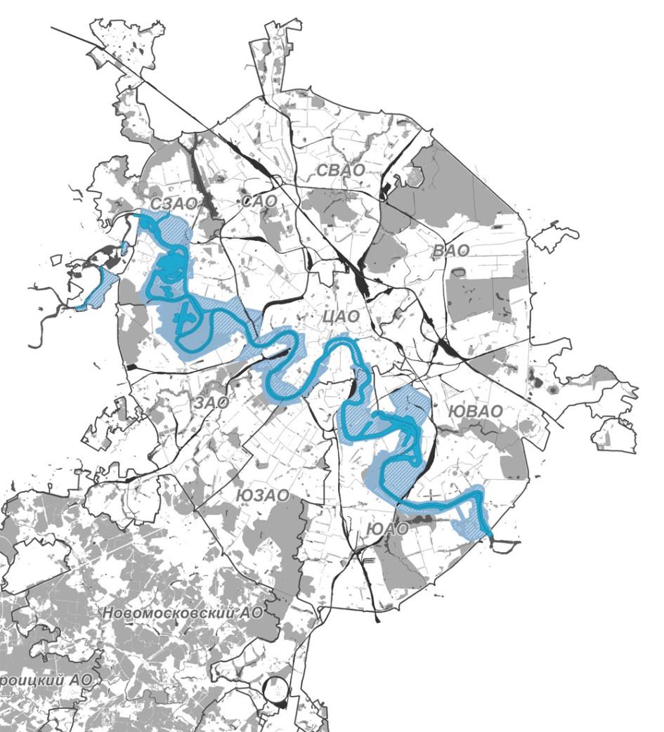 Территории перспективного развития