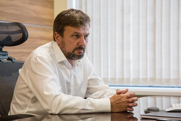 Генеральный директор ООО «Тюменское экологическое объединение» Константин Фрумкин