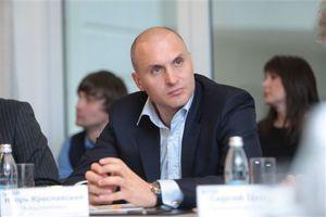 Председатель правления ГК «РосСтройИнвест» Игорь Креславский