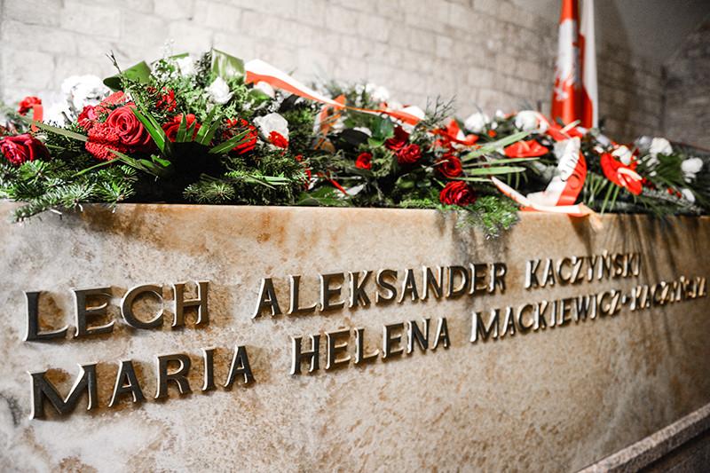 Местом захоронения Леха Качиньского и его супруги Мариив городе Краков, Польша