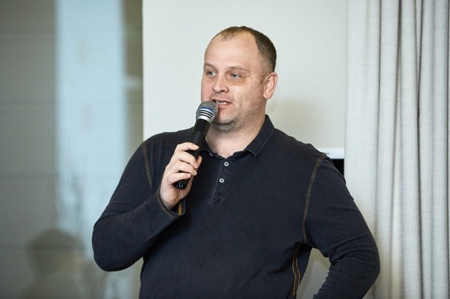 Дмитрий Петров («Комфортел»)