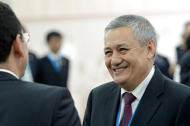 Вице-премьер Узбекистана Рустам Азимов