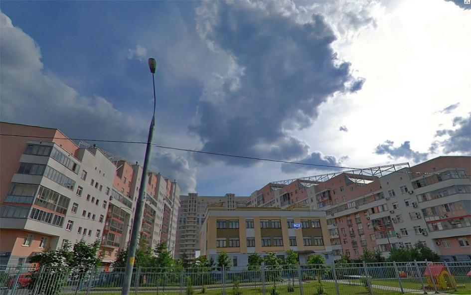 Гранд-Парк. 2007 года постройки. Более 4000 квартир. Квартира 158 кв. м - $1 671 000