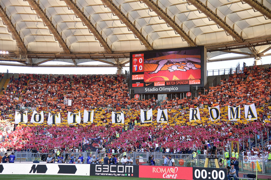 Вечно молодая и непредсказуемая Рома. 10 фактов о сопернике Шахтера - изображение 1