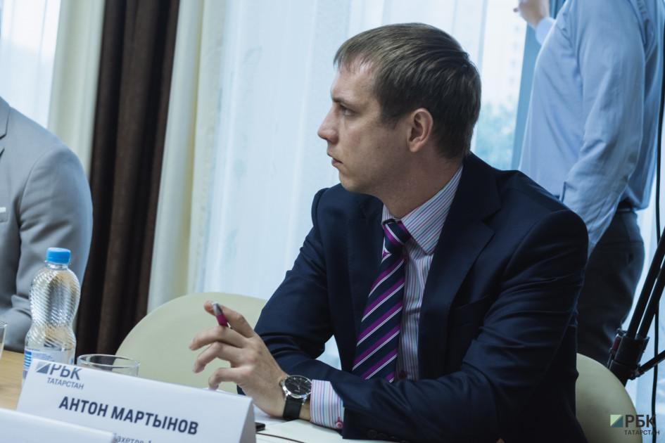 директор по торговому маркетингу ООО «Бахетле-1» Антон Мартынов