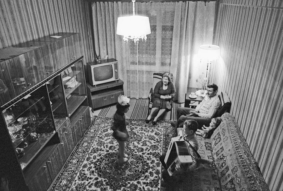 В семейном кругу, 1980 год