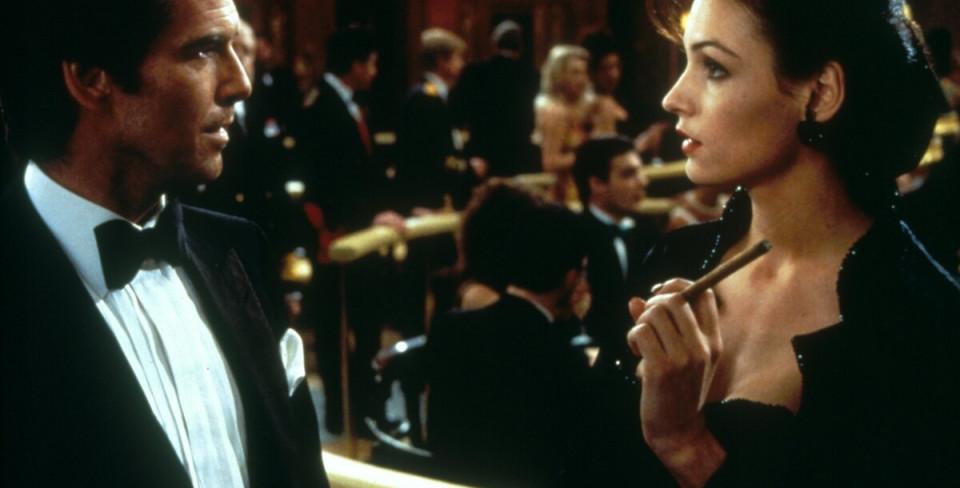 Кадр из фильма «Золотой глаз» 1985 года