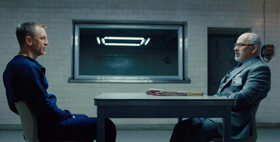 "Кадр из фильма «007: Координаты ""Скайфолл""», 2012"