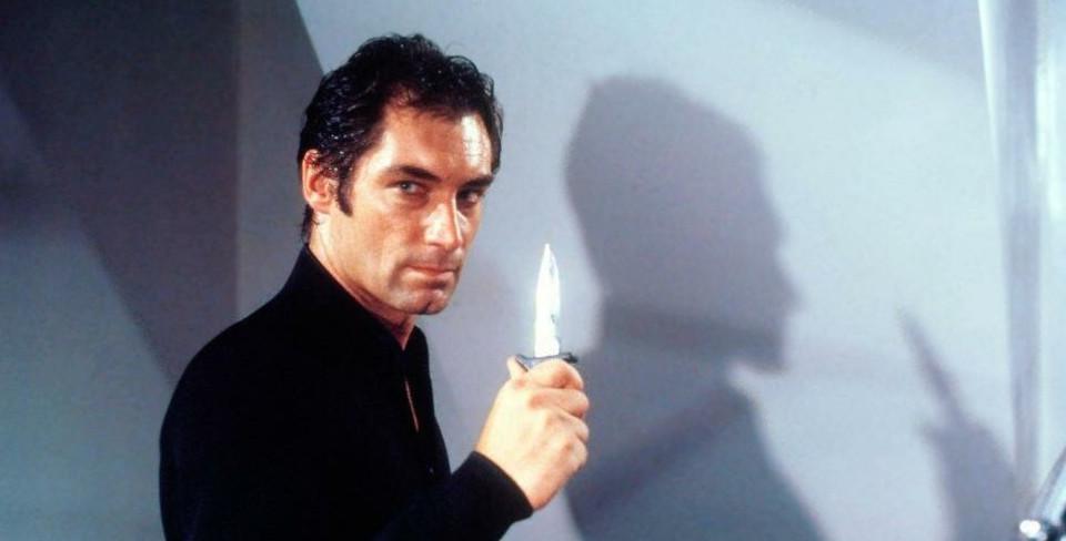 Кадр из фильма «Лицензия на убийство», 1989