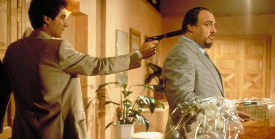 Кадр из фильма «Искры из глаз», 1987