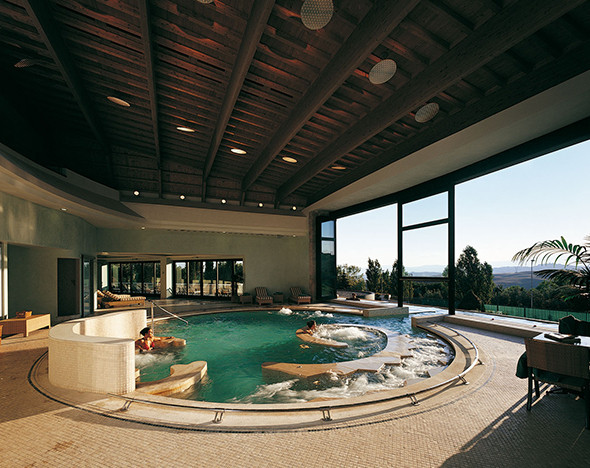 Фото: пресс-материалы Luceo Spa; Talise Spa; Fonteverde Tuscan Resort & Spa; Emirates Palace Spa; Six Senses Spa