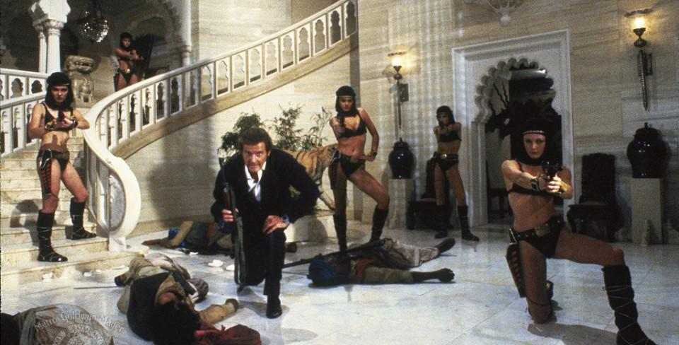 Кадр из фильма «Осьминожка», 1983 год