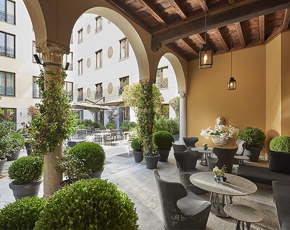 Фото: пресс-служба Mandarin Oriental Milan