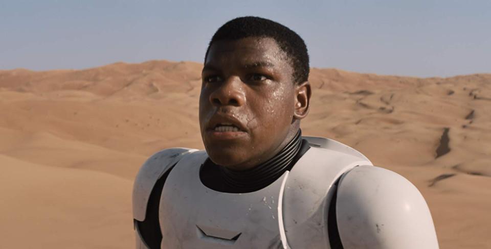 Фото: Кадр из фильма «Звездные войны: Пробуждение силы»