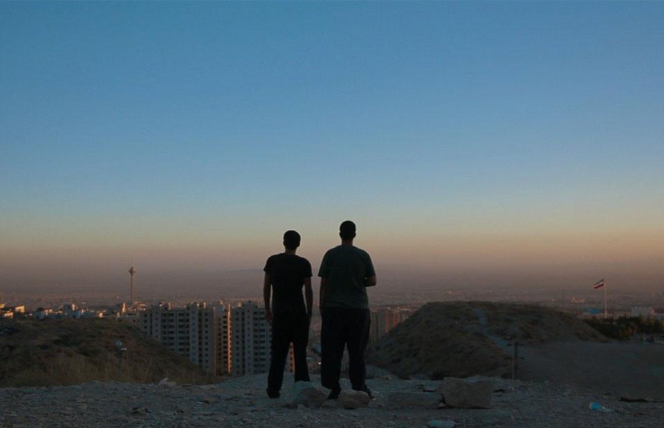 Кадр из фильма «Рейв в Иране»