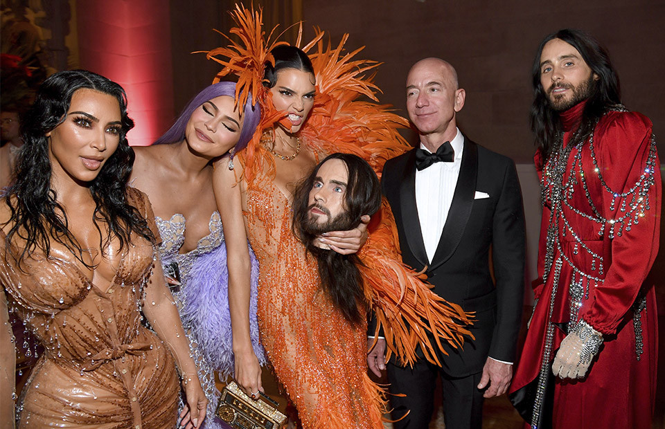 Фото: Kevin Mazur/MG19/Getty Images for The Met Museum/Vogue