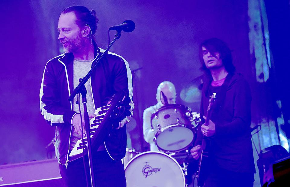 Группа Radiohead