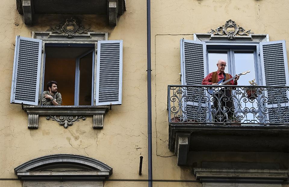 Фото: Nicolò Campo/LightRocket via Getty Images