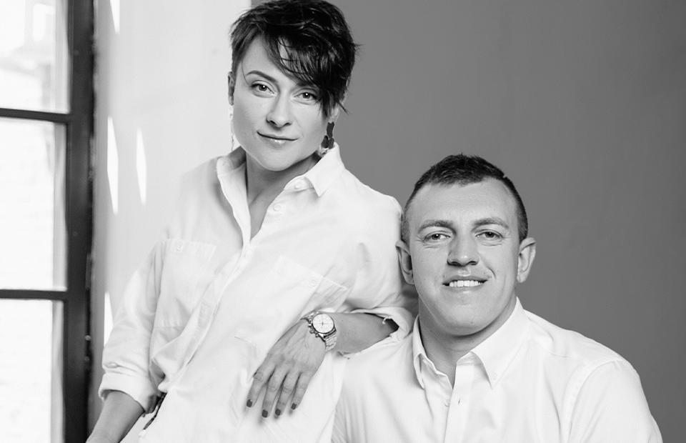 Мария Тюменева и Андрей Канишевский