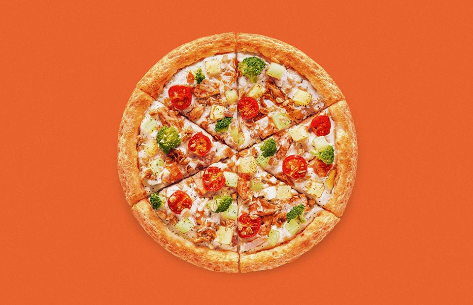 «Опенсорс» пицца