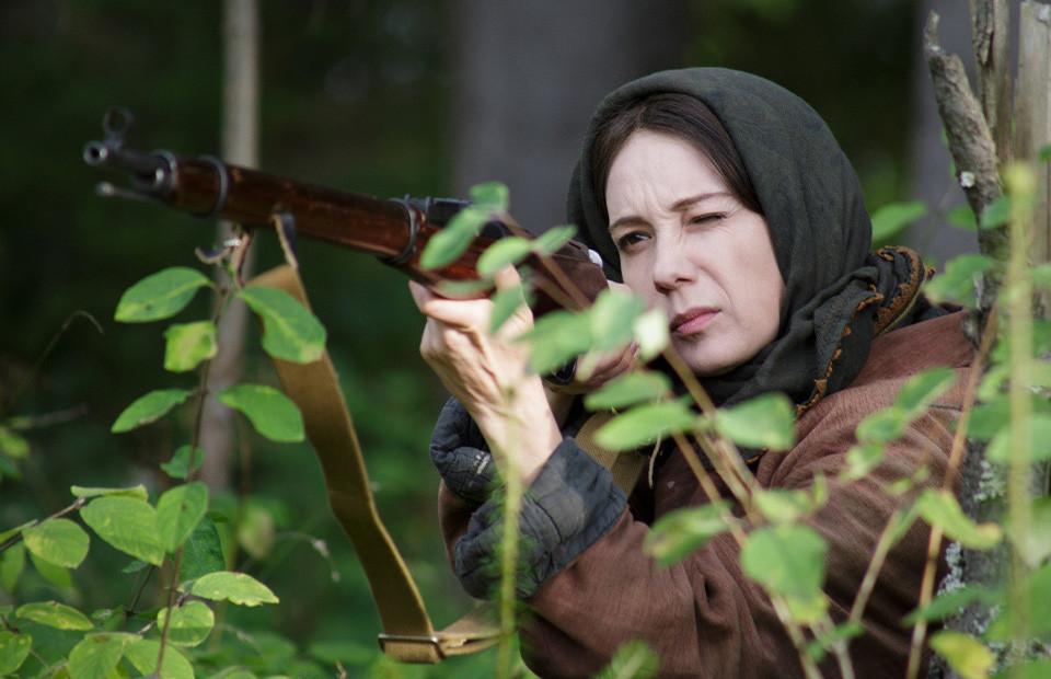 Кадр из сериала «Зулейха открывает глаза»