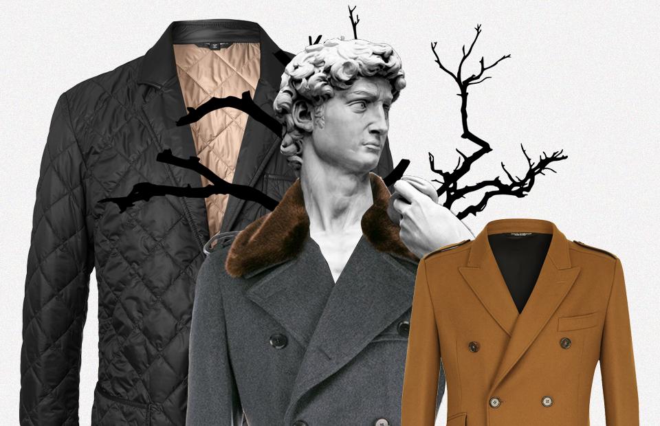 6e811049206c Дать отпор холодам: лучшие мужские пальто и куртки этой осени ...