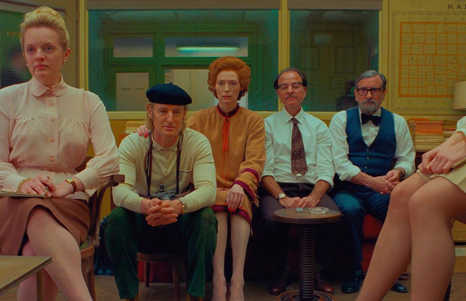 Кадр из фильма «Французский диспетчер»
