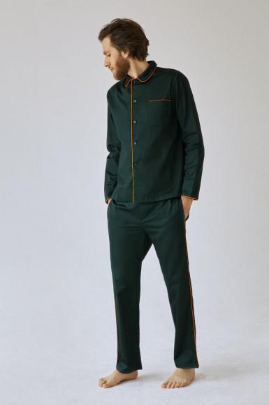 Хлопковая пижама Sleeper, $255