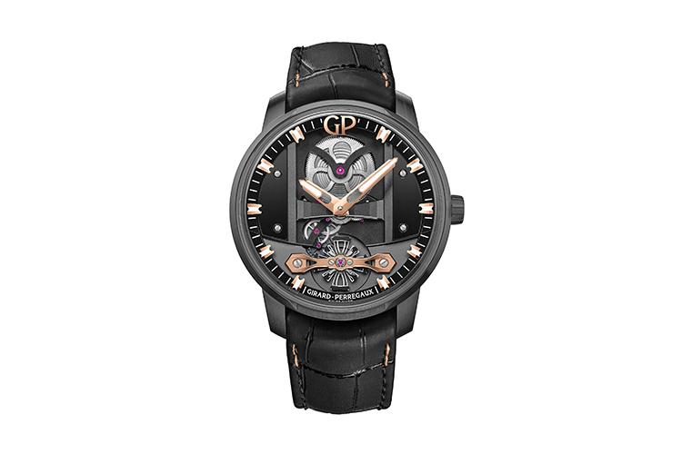 Часы Free Bridge Infinity Edition, Girard-Perregaux