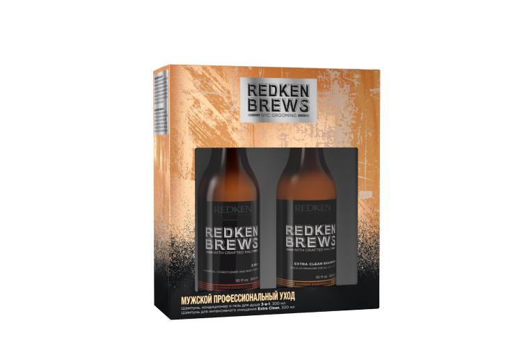 Набор для мужчин Redken Brews